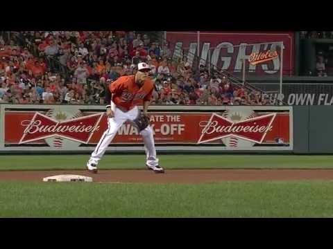Manny Machado 2013 Fielding Highlights