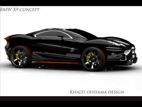 Bmw Concept X9 Youtube