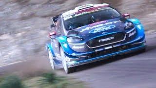 WRC Tour de Corse 2019 | Rally Corsica | HIGHLIGHTS