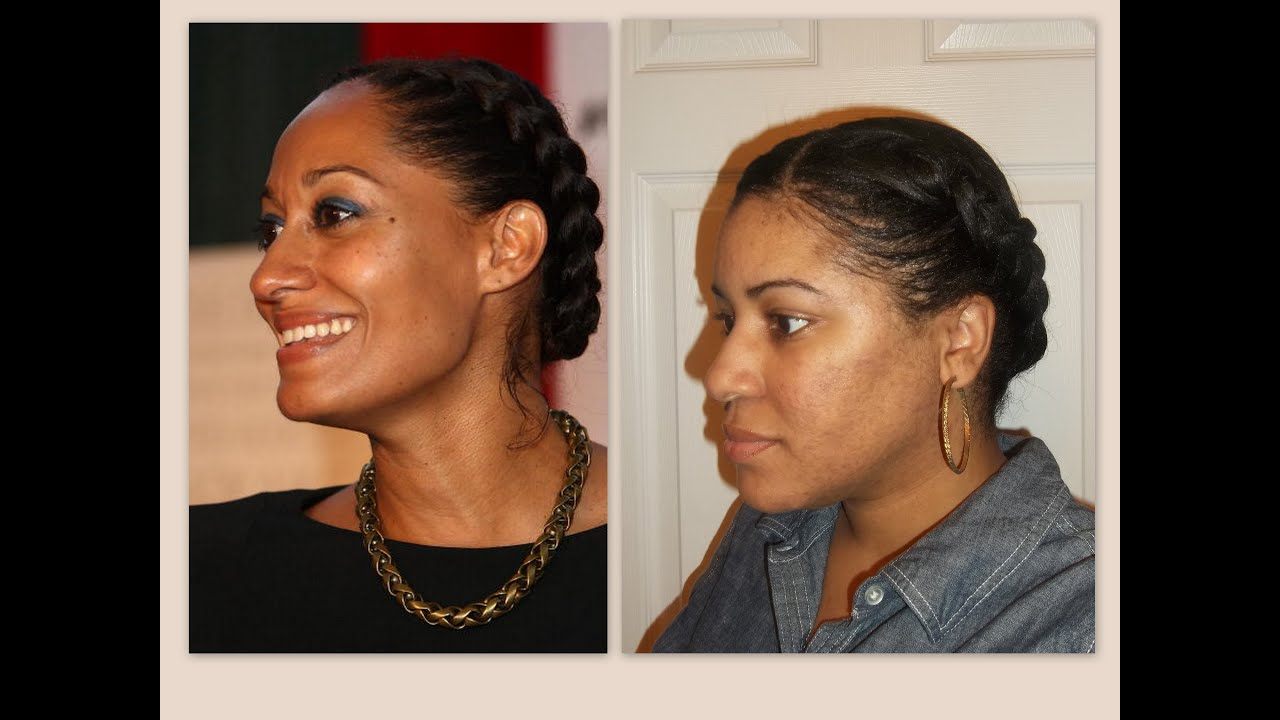 Goddess Braids Tutorial Inspired By Tracee Ellis Ross