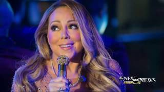 Mariah Carey New Years Performance |  Reps: