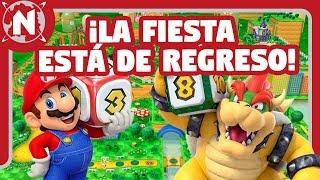 Super Mario Party: El Juego que EVITÓ la MUERTE de la Saga