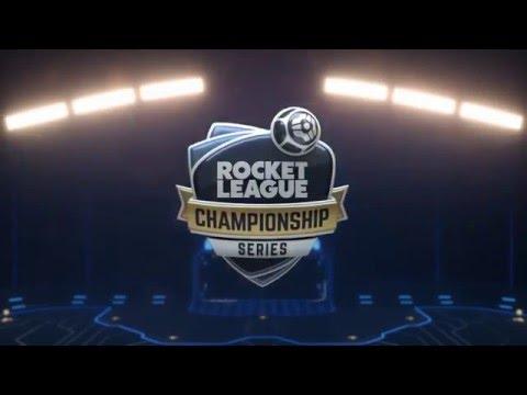 Rocket League Championship Series Intro