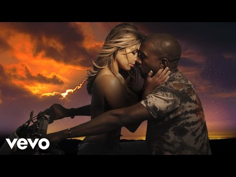 Kanye West - Bound 2 (explicit) video