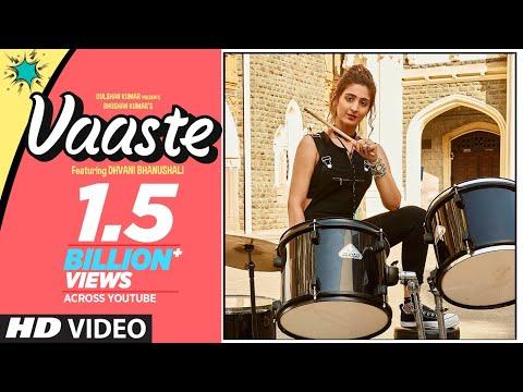 Download Lagu  Vaaste Song: Dhvani Bhanushali, Tanishk Bagchi | Nikhil D | Bhushan Kumar | Radhika Rao, Vinay Sapru Mp3 Free