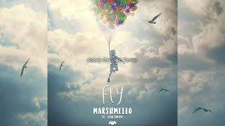 Marshmello Fly Feat Leah Culver Samir Chasaigne Remix Official Music Audio
