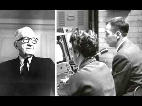 Интервью с премьер-министром Временного Правительства России – А.Ф.Керенским. Canada Radio © 1964