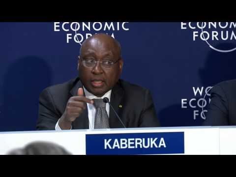Davos 2015 - Press Conference Africa Energy Leaders Group