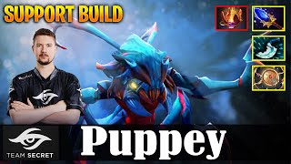 Puppey - Weaver Roaming | SUPPORT BUILD | Dota 2 Pro MMR Gameplay