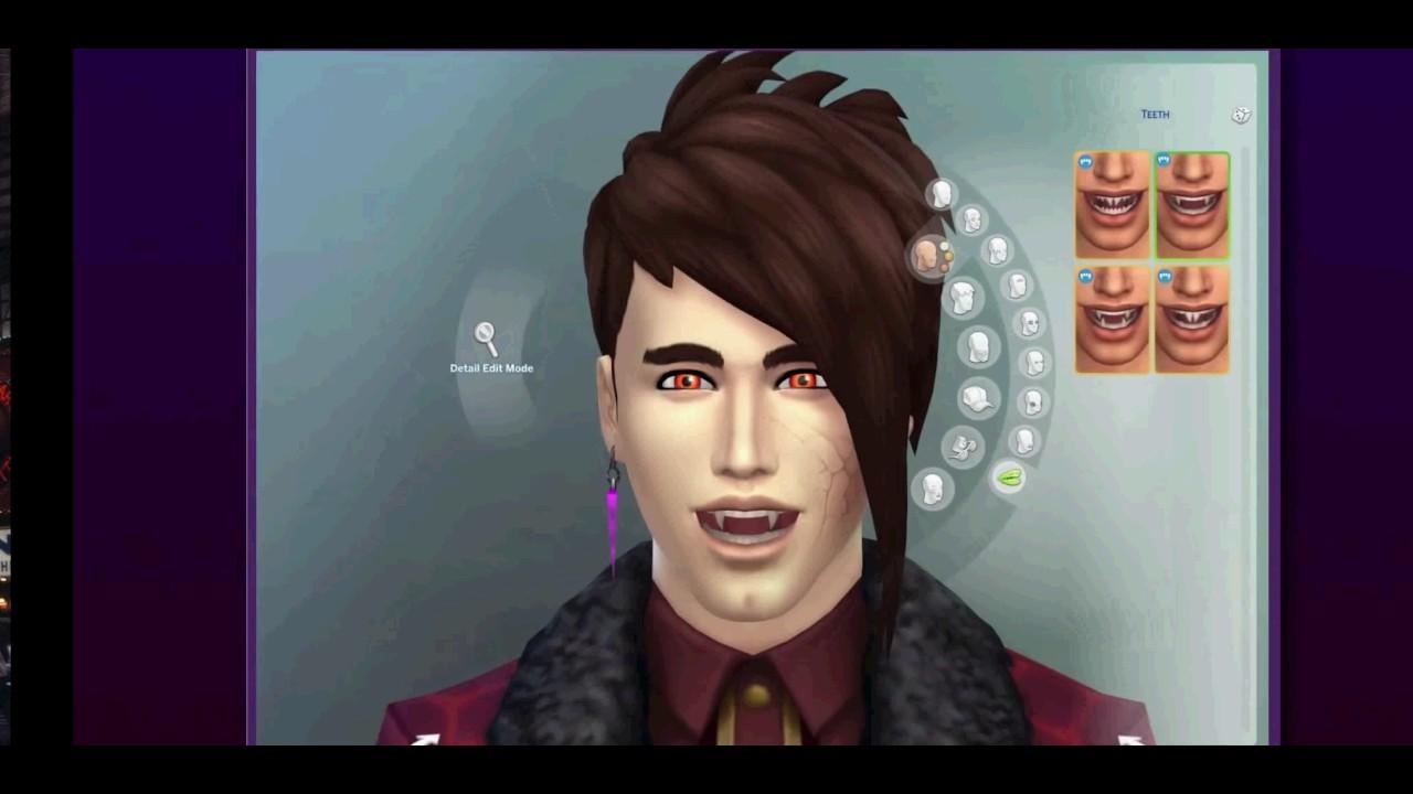 Pics of sims fanasty world vampire nude clip