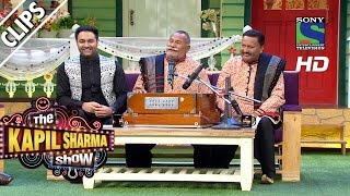 Puranchand Wadali's first flight experience - The Kapil Sharma Show -Episode 22 - 3rd July 2016