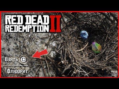 СЕКРЕТНОЕ ГНЕЗДО В RED DEAD REDEMPTION 2: НОВАЯ ПАСХАЛКА В RDR 2