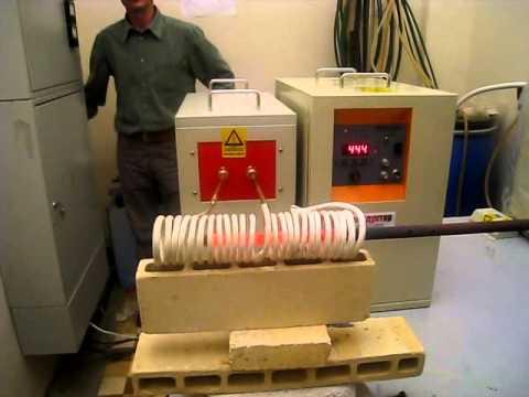 Индукционный нагреватель СЧВ-