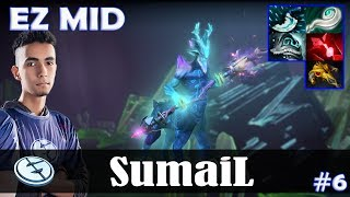 SumaiL - Leshrac EZ MID | 7.17 Update Patch | Dota 2 Pro MMR Gameplay #6