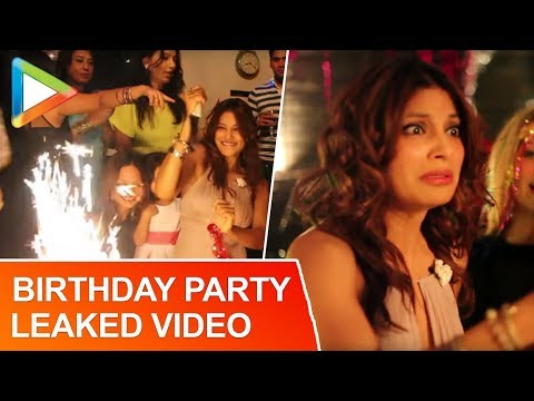 Bipasha Birthday Party UNCENSORED - LEAKED VIDEO