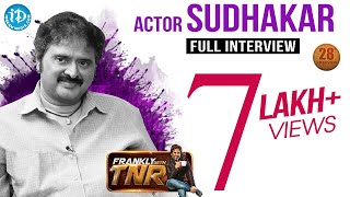 Comedian Sudhakar Exclusive Interview || Frankly with TNR #28 || Talking Movies With iDream #195