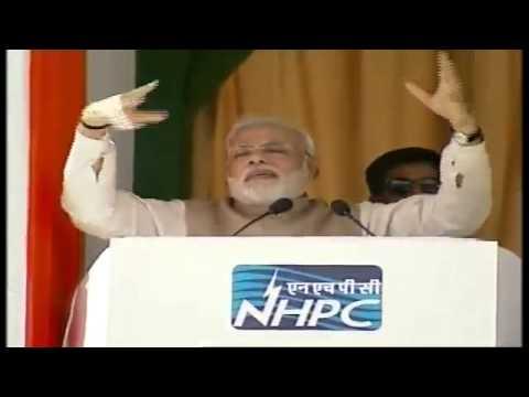 PM Shri Narendra Modi inaugurates & dedicates the 44-MW Chutak power project in Kargil to the Nation