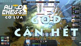 Hướng dẫn chơi Dota Auto Chess - Đội hình hủy diệt God