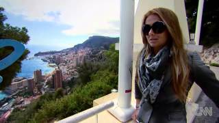 A tour of Monaco with Daniela Hantuchova