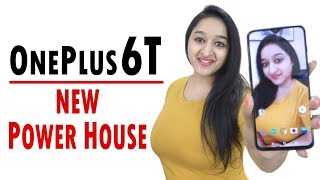 Oneplus 6T - Unboxing & Overview in HINDI(INDIAN RETAIL UNIT)