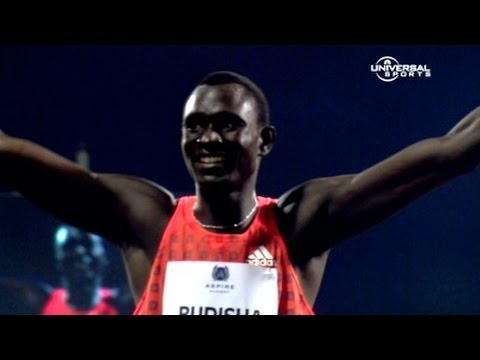 Rudisha claims the world lead with ease in 800m at Doha