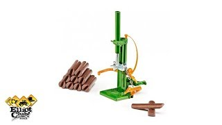 1/32 Wood Splitter Toy