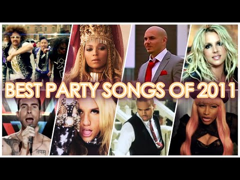 Best Party Songs of 2011 Megamix Mash-Up 24 Songs in 1 - Tonight...
