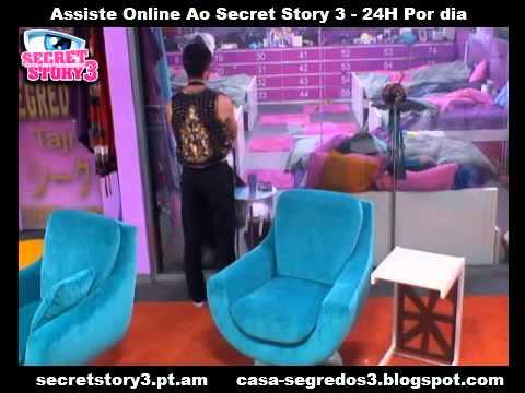 Nuno e Vanessa Fazem Sexo - Secret Story 3 Casa Dos Segredos TVI