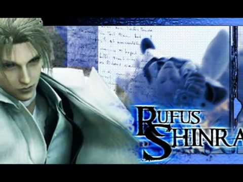 Rufus Shinra Death on Two