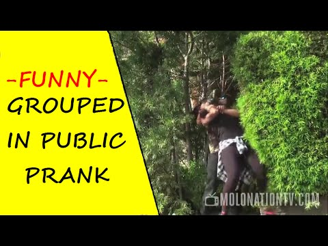 Groped Up In Public Prank - Social Experiment - (funny Videos 2015 ) - Youtube video