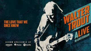 Watch Walter Trout The Love That We Once Knew video