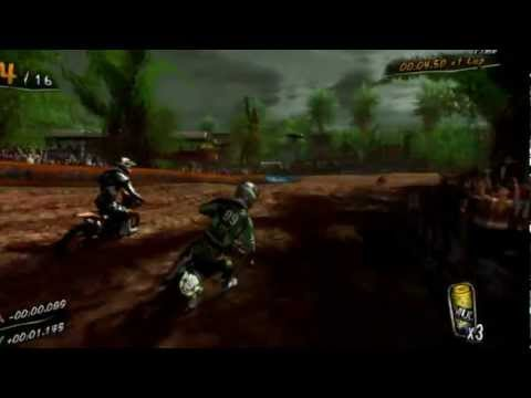 MUD - FIM Motocross World Championship - Gameplay HD