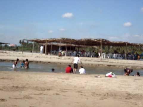 Playa La Bocana, Marquelia. Guerrero.