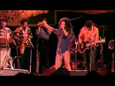 Bob Marley - Is This Love Live @ Santa Barbara 79