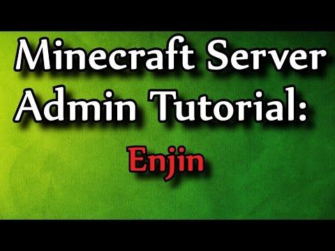 Minecraft Admin How-To: Enjin