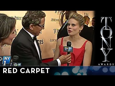 2014 Tony Awards: Red Carpet - Celia Keenan-Bolger