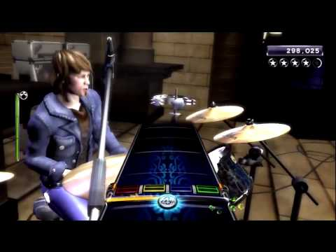 Rock Band 3: Through The Fire and Flames 567k 5GS Expert Drums