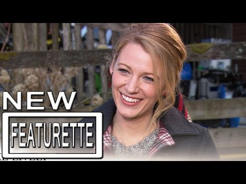 """Age of Adaline """"A Century of Fashion"""" Featurette Official"""