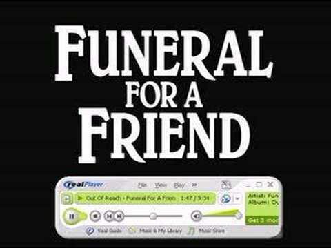 Funeral For A Friend - Out Of Reach (New Song)