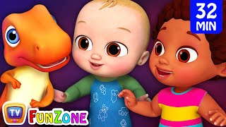 Mary Had A Little Lamb and Many More Nursery Rhymes For Kids | ChuChu TV Funzone