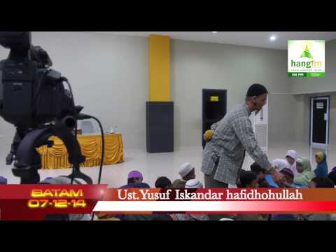 Ust. Yusuf Iskandar - Dauroh Anak Islam (DAI Edisi-07 Des 2014)
