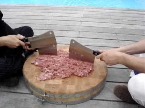 Как правильно приготовить фарш - видео