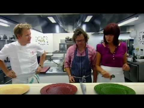 Results of Apple Dessert Challenge - Gordon Ramsay