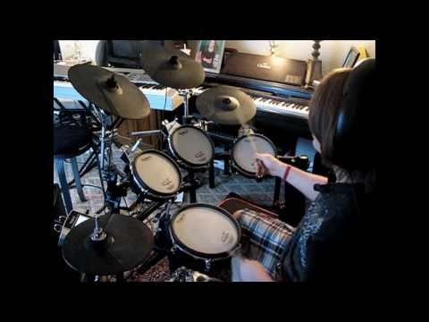 Avenged Sevenfold - Beast and the Harlot - Drum Cover - RIP...