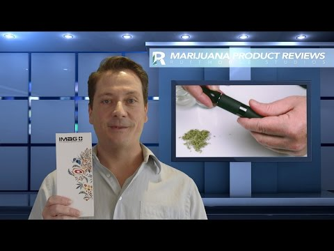 Marijuana Product Review: IMAG+ Dry Herb / Wax Concentrates Vaporizer
