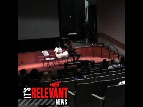 "Actresses Discuss ""Intimate Apparel"" at Norwalk Community College"