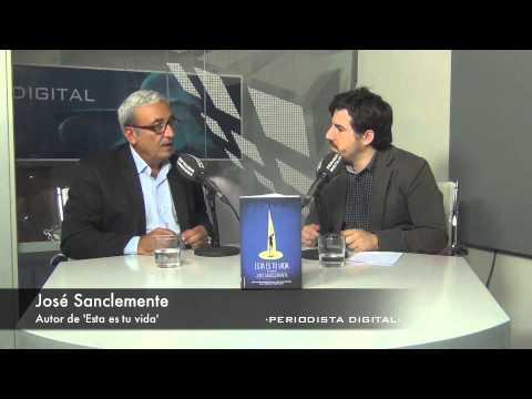 José Sanclemente autor de Esta es tu vida. 29 9 2014
