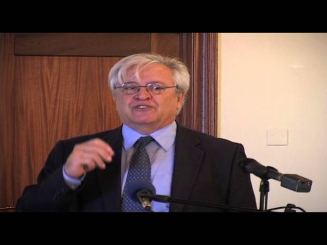 Dr  Joan Clos on UN Habitat's support to Kenya on the devolution process