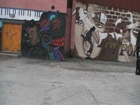 Michael Jackson Mural 3