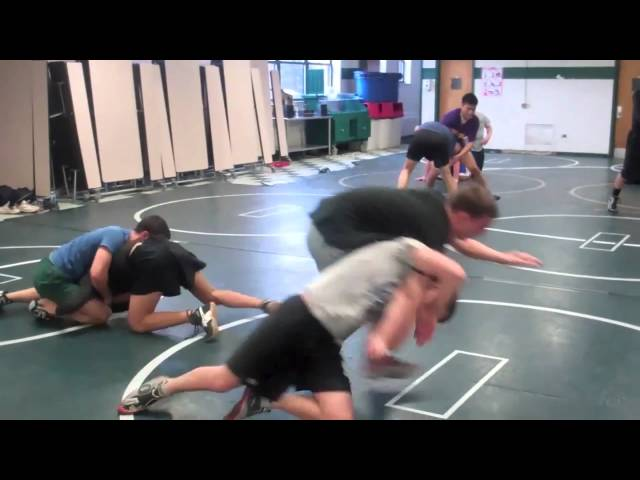DePaul Catholic Wrestling 2010: Beast of the East Trailer